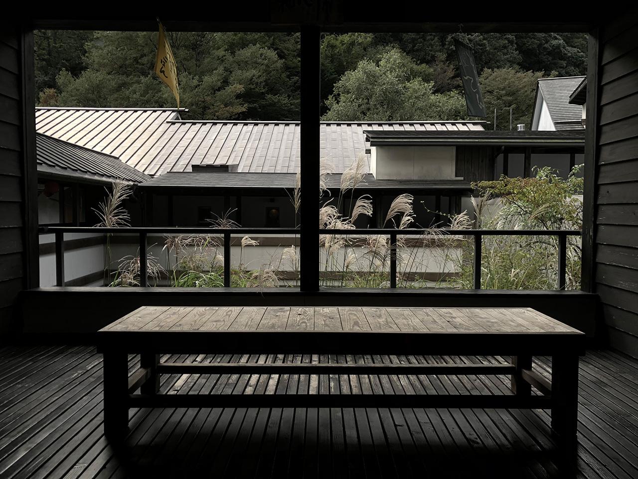 箱根湯本温泉〈天山湯治郷〉の休み処