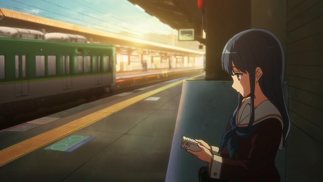 アニメ「響け ! ユーフォニアム」2話の画像