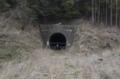 気仙沼線のトンネル