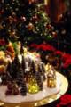 12/22 ツリーの下のツリー(於 ウェスティンホテル東京)