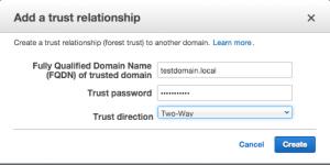 Trust Info