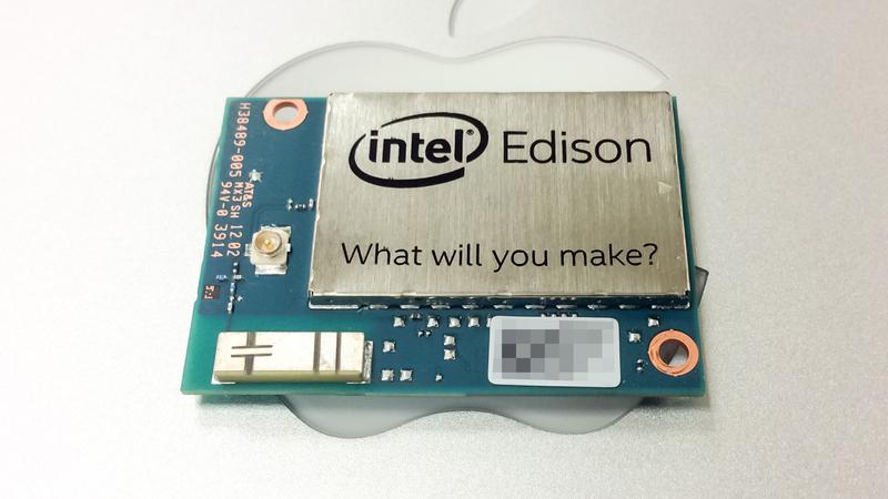 Edison本体