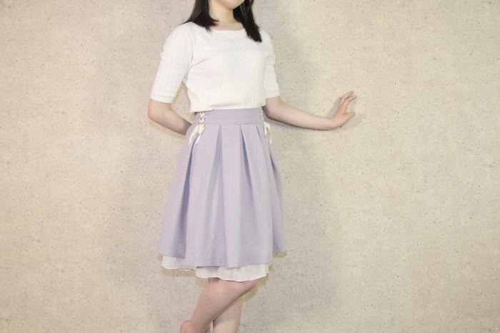 いろいろあるスカート丈には、どんな種類があるのですか?