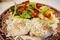 低カロリーの目玉焼き・目玉蒸し・レシピ