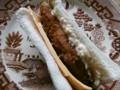 フィレオフィッシュ,レシピ,手作り,作り方,食パン,白身フライ,もどき,