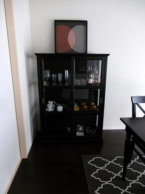 IKEA,イケア,食器,棚,