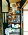喫茶ノバナ・店内の様子
