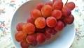 食材/果物/フルーツ/ぶどう/ルビーオクヤマ