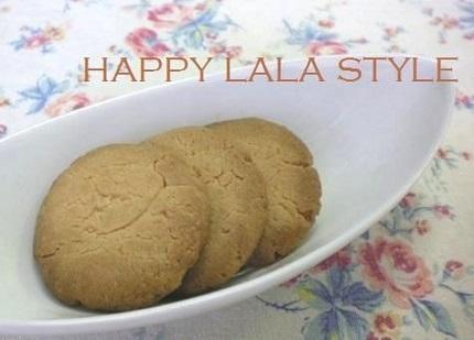 サラダ油でクッキーを作るレシピ1
