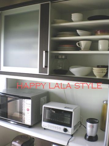 ニトリ食器棚・キッチンボード