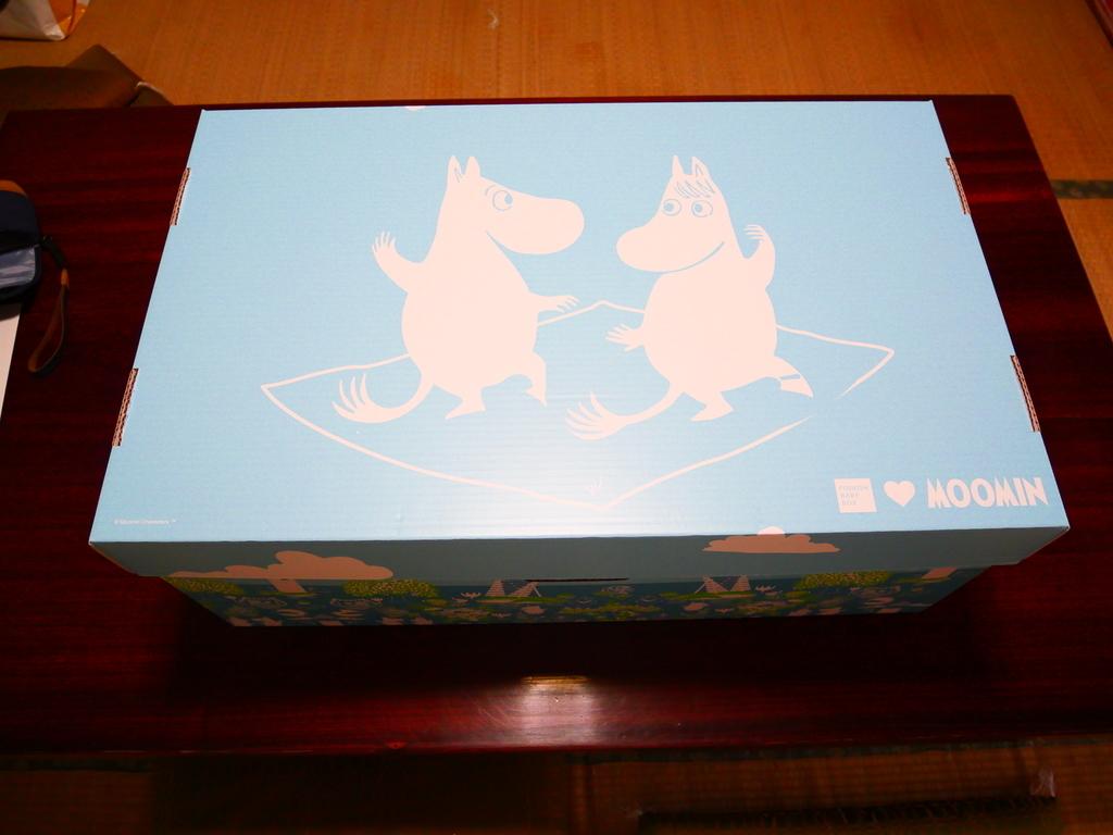 Finnish Baby Box フィンランド・ベイビー・ボックス