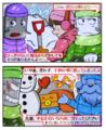 日本列島に最強寒波