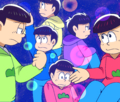Colors of the Heart(おそ松さんVer)