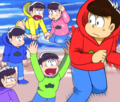 LAY YOUR HANDS ON ME(おそ松さんVer)