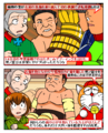 明暗を分けた取組-大相撲春場所-