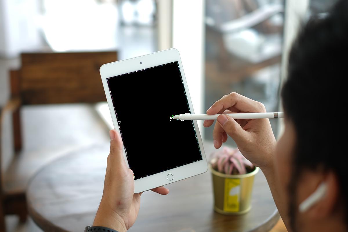 iPadのメリット:ノート代わりになる