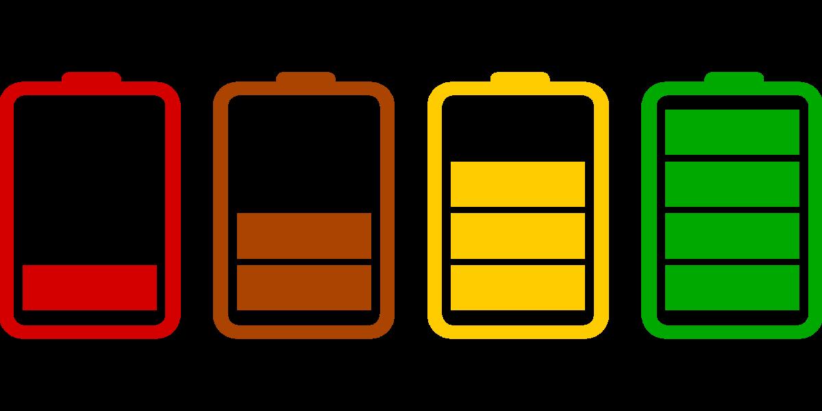 ペーパーレス化のデメリット①:充電を忘れてると終わり