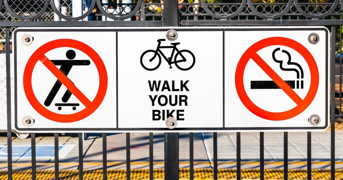 Walk bikeはどんな意味? ネイティブの英語の学び方-01