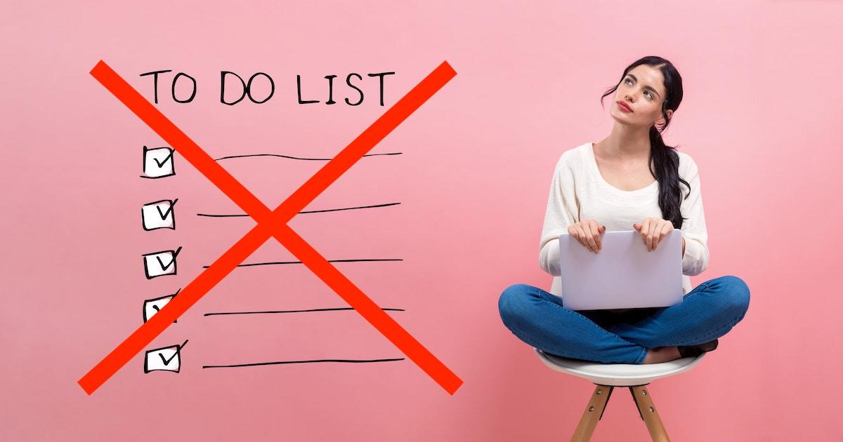 「ワン・シング・リスト」で管理する方法02