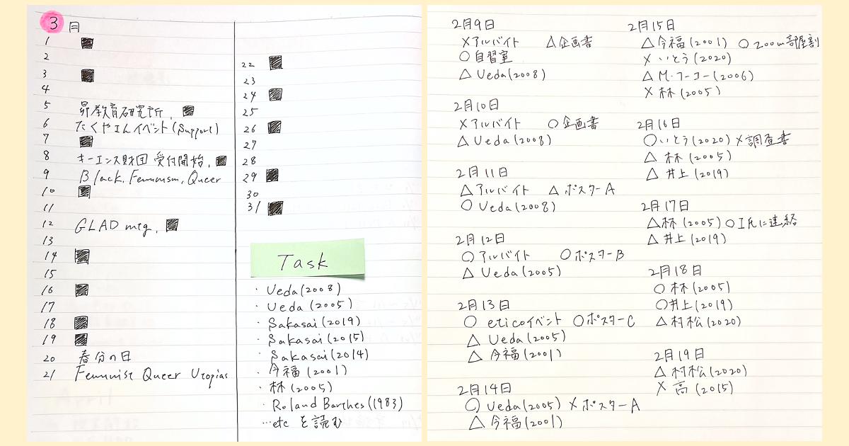 世界最強の手帳術「バレットジャーナル」を実践してみた01