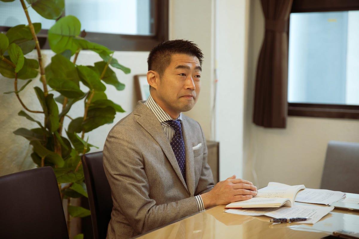 大平信孝さん「適度に不安を感じるラーニングゾーンを目指す」02