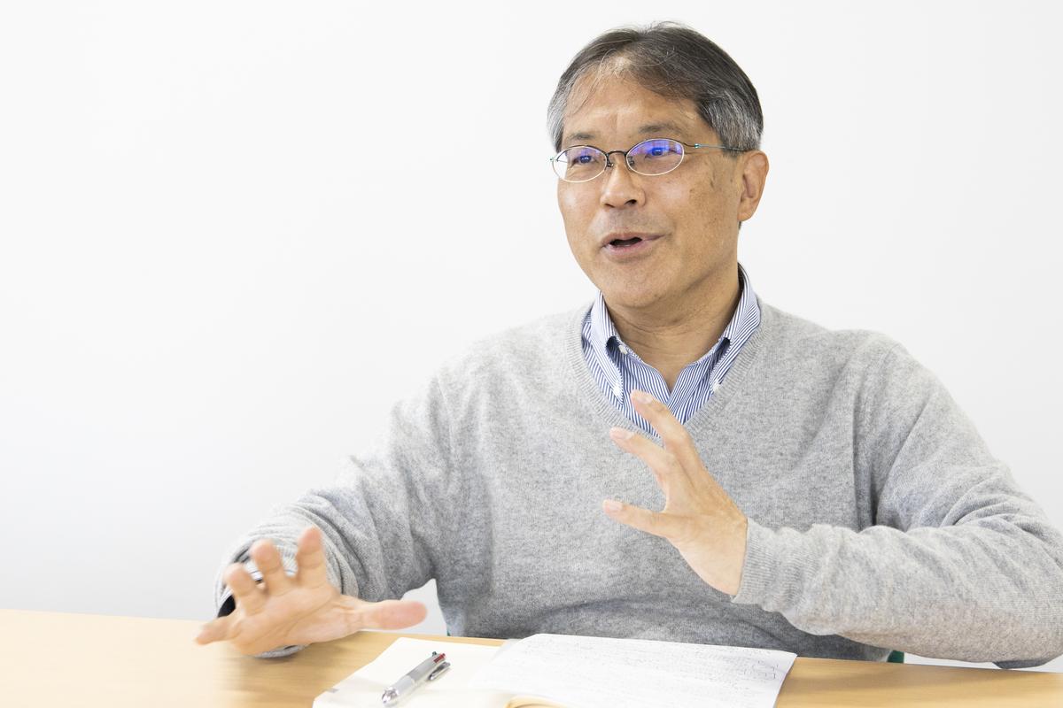 平井孝志先生インタビュー「本質を切りとる田の字思考」03