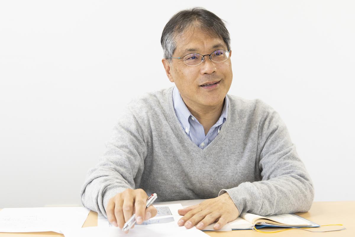 平井孝志先生インタビュー「本質を切りとる田の字思考」05