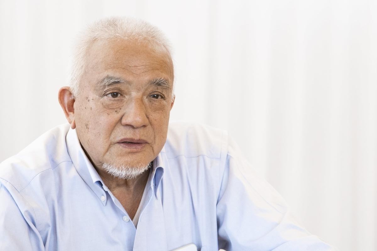有田秀穂先生インタビュー「セロトニンとオキシトシンの効能」02