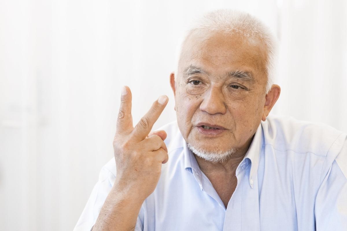 有田秀穂先生インタビュー「セロトニンとオキシトシンの効能」03
