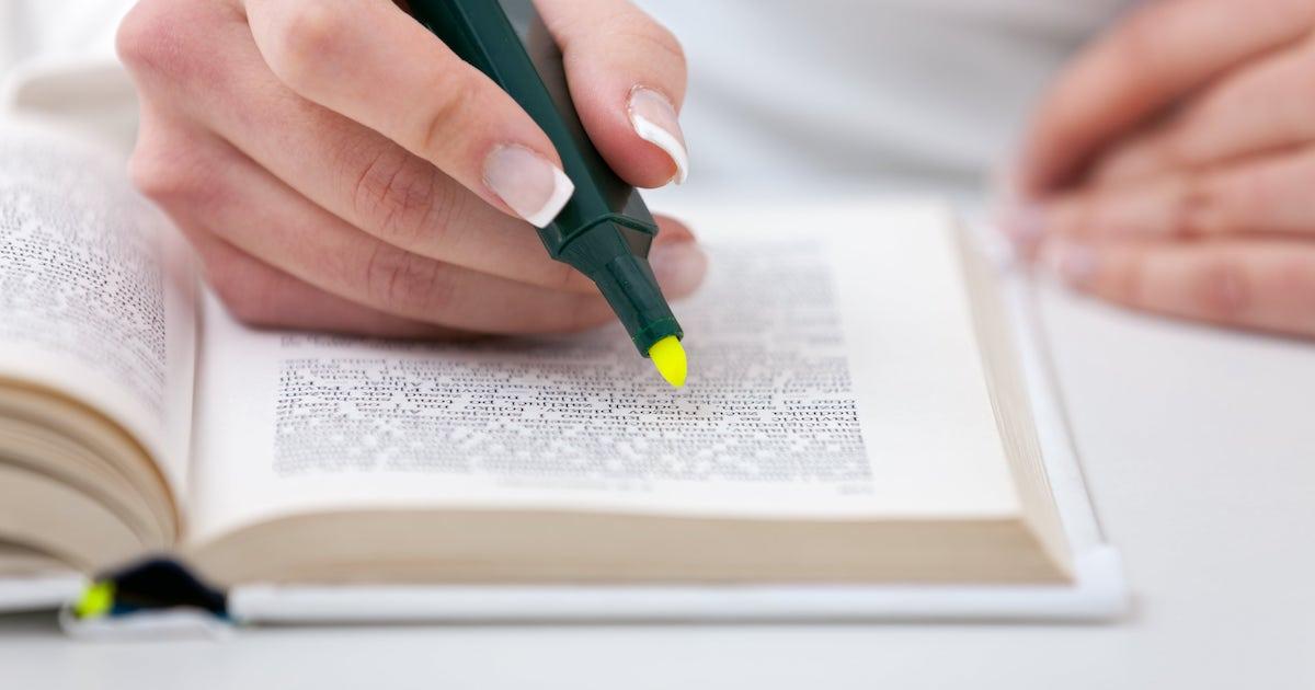 勉強で蛍光ペンや付箋を有効に使うテクニック03