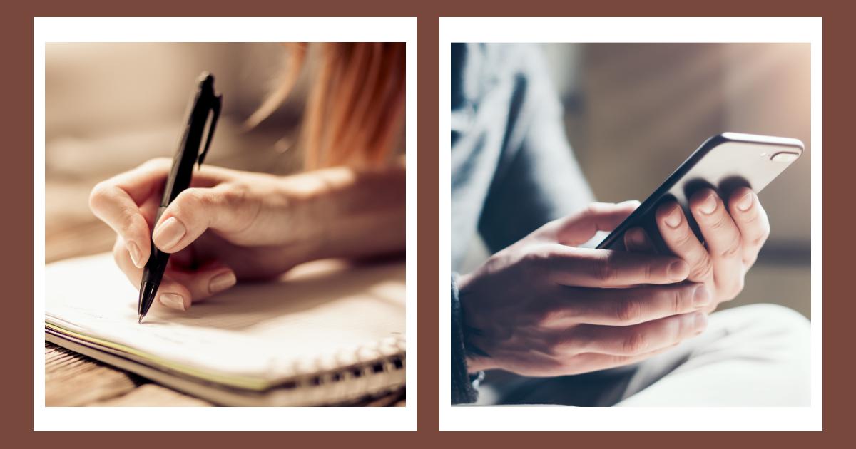 「手書き勉強」vs「デジタル勉強」01