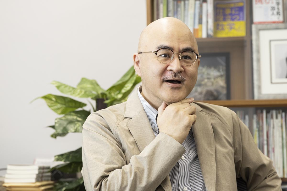 西成活裕先生「常にもう1段先を考える多段思考力」03