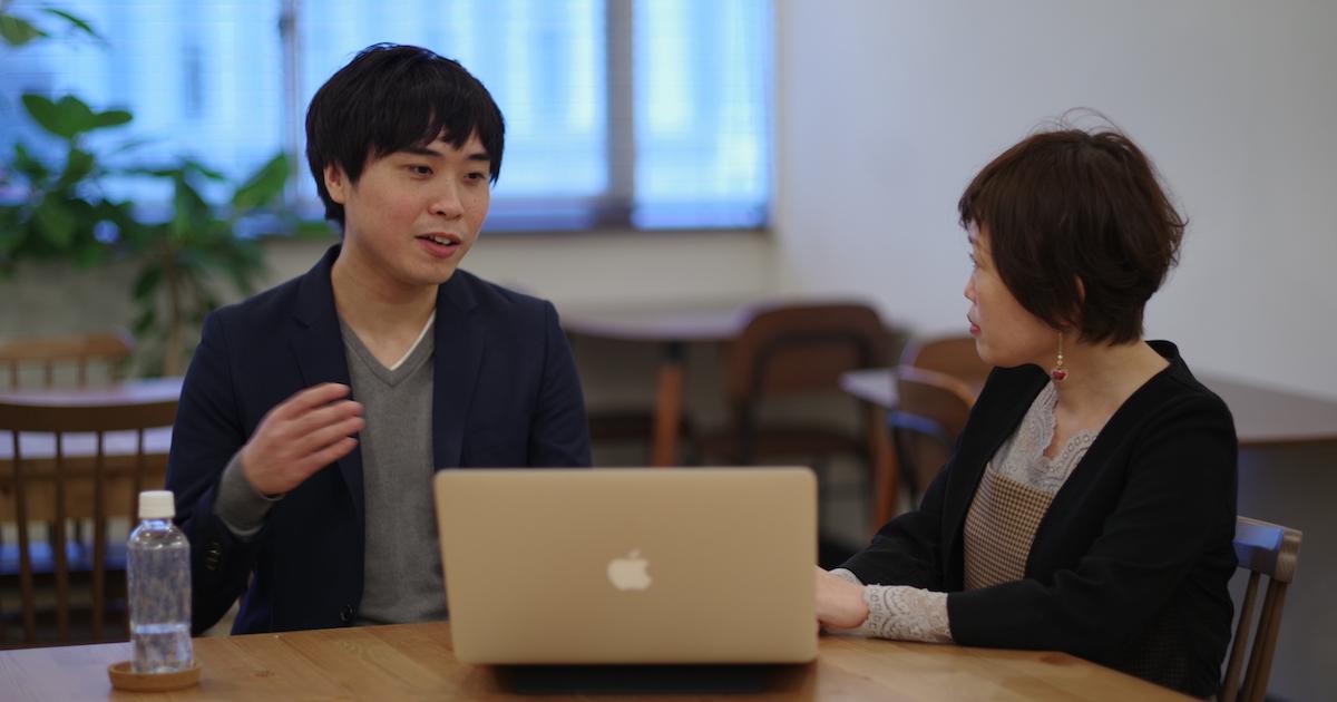 【ENGLISH COMPANY】稲田様 授業風景画像