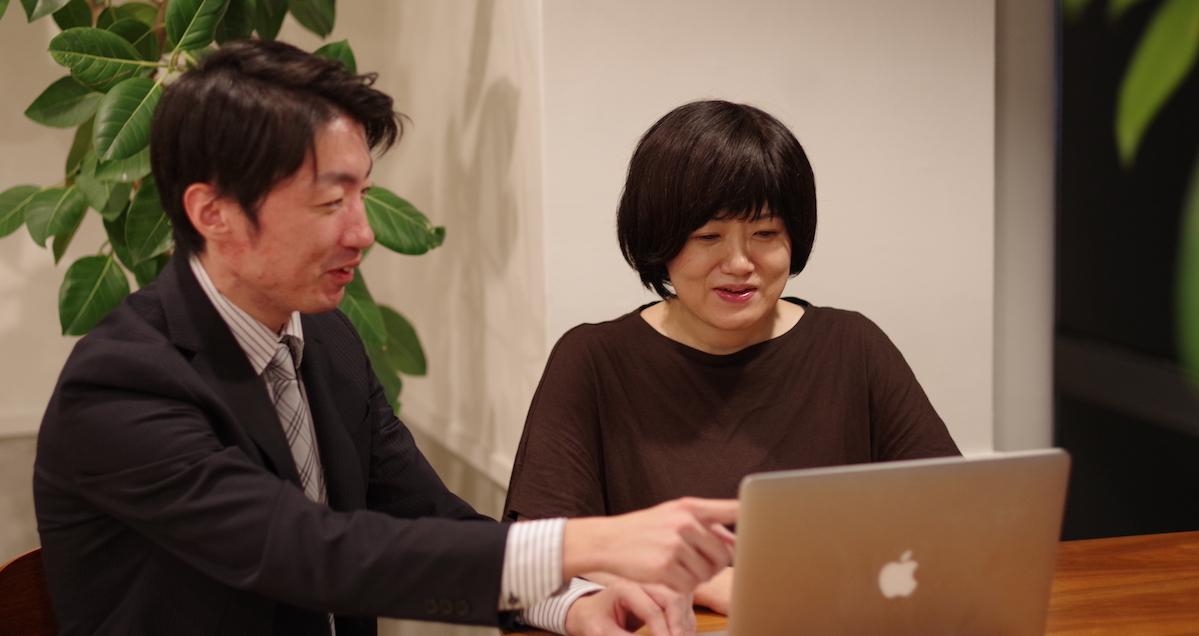 【ENGLISH COMPANY】宇津木様 授業風景画像