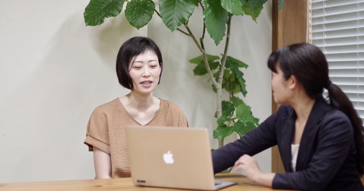 【ENGLISH COMPANY】枝木様 授業風景画像