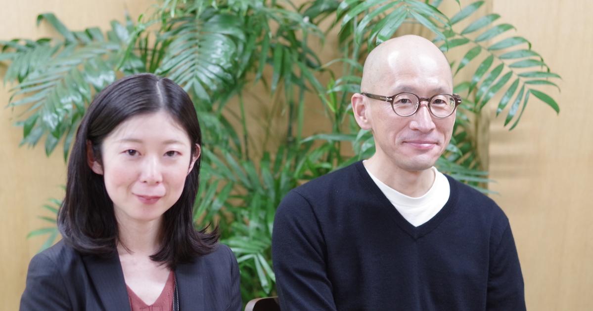 【ENGLISH COMPANY】江藤様 江藤様と小関トレーナー画像