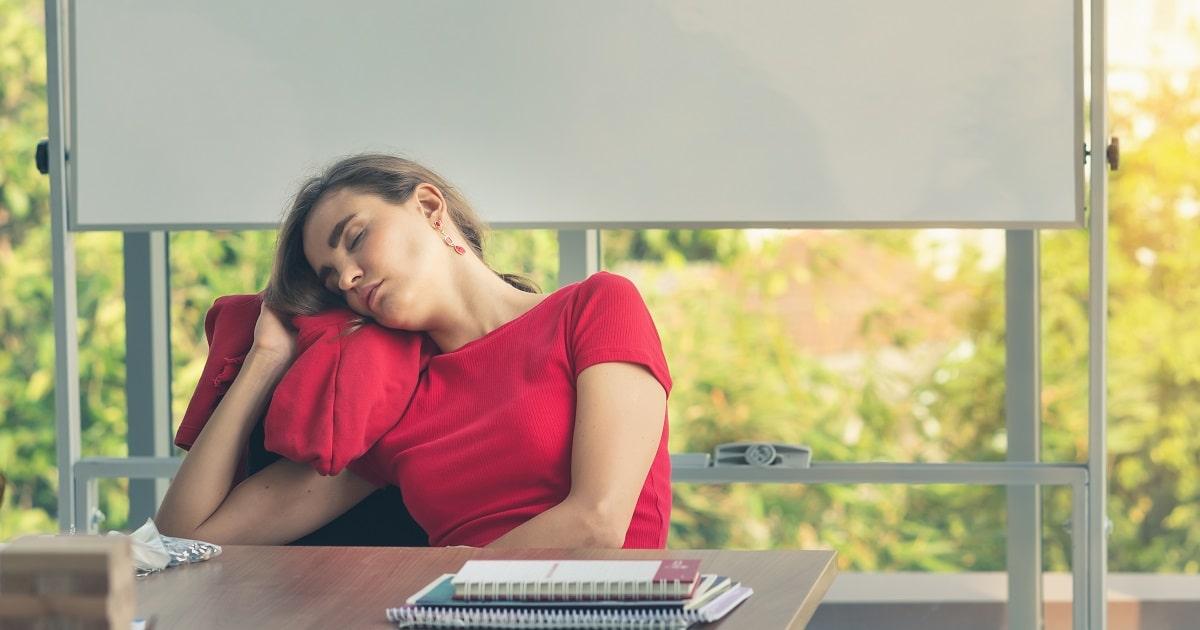 午後の眠気を解消する方法06
