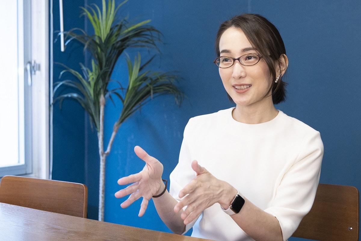 穂積桜さんインタビュー「朝型・夜型に合った働き方」02