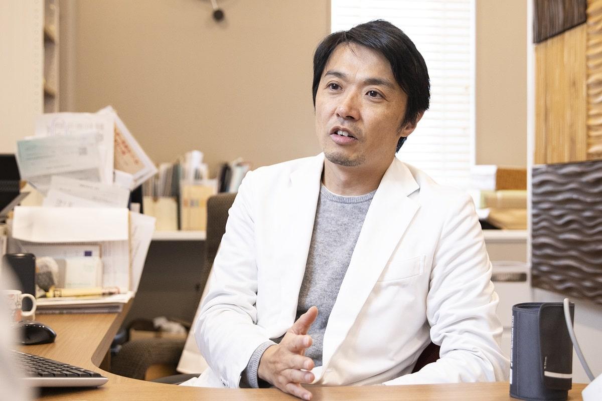 菅原道仁先生インタビュー「怠け癖の解消法」02