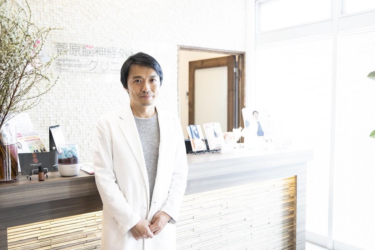 菅原道仁先生インタビュー「怠け癖の解消法」04