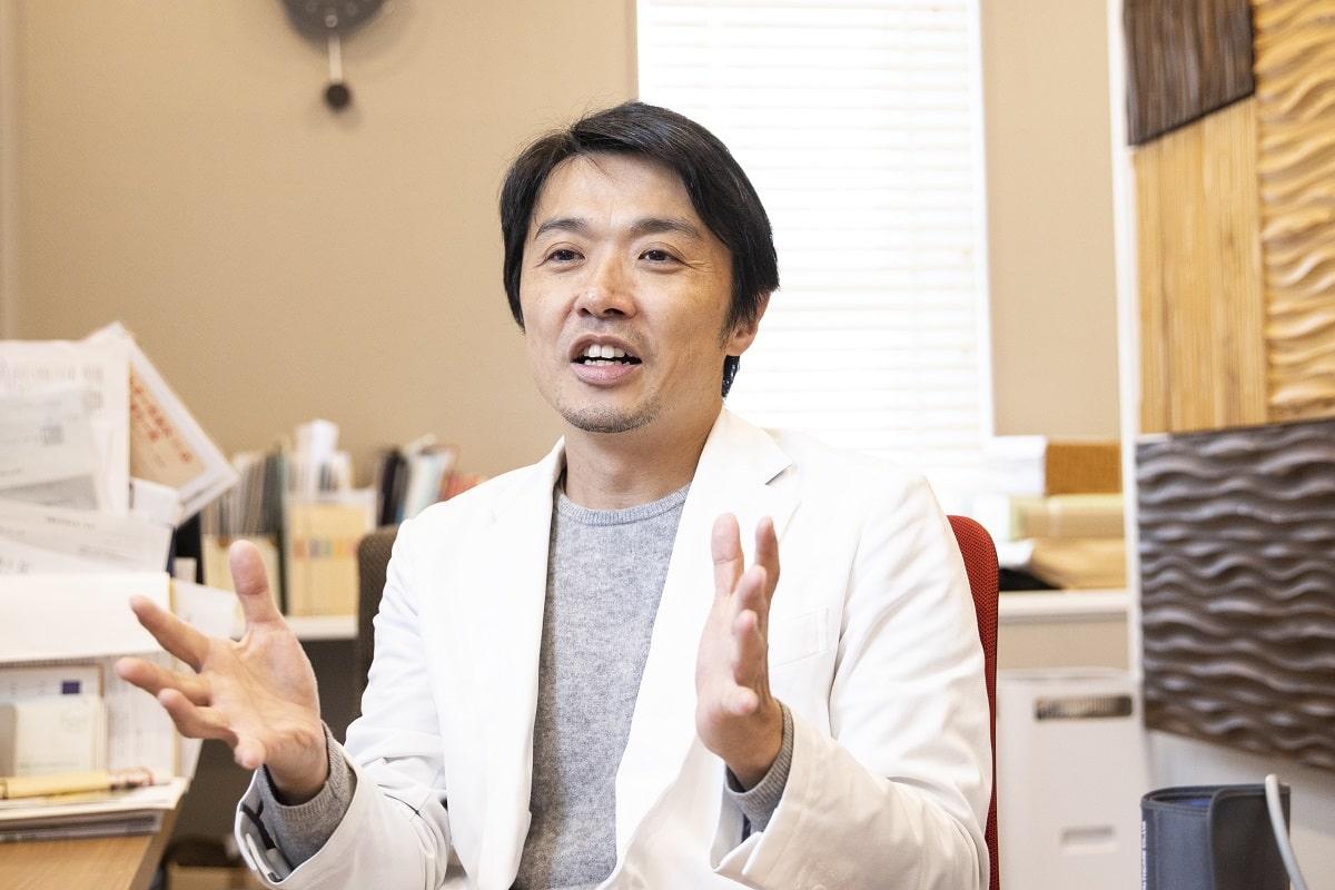 菅原道仁先生インタビュー「脳は大人になっても成長する」03