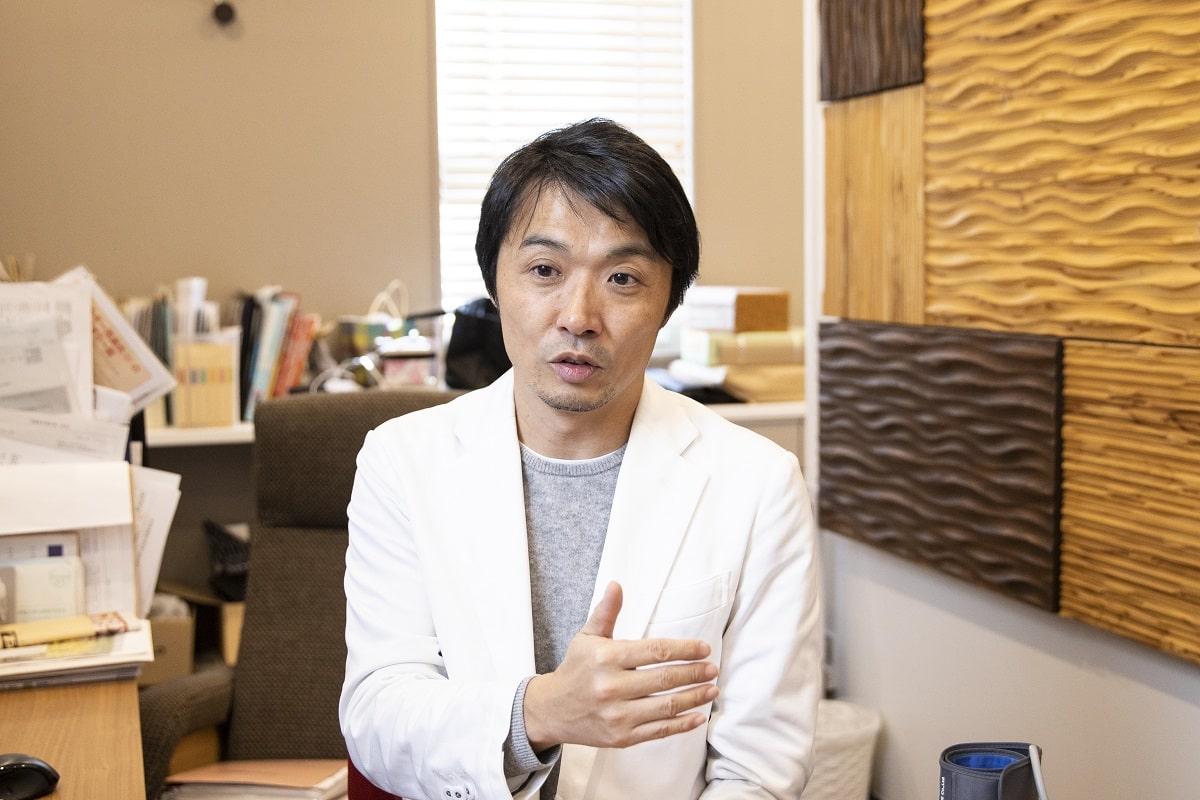 菅原道仁先生インタビュー「脳を休ませる方法」02