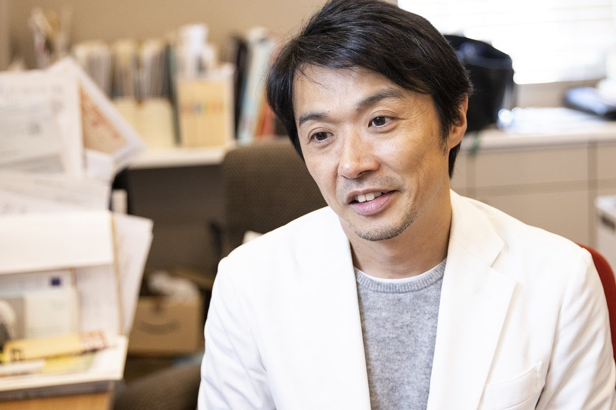 菅原道仁先生インタビュー「脳を休ませる方法」03
