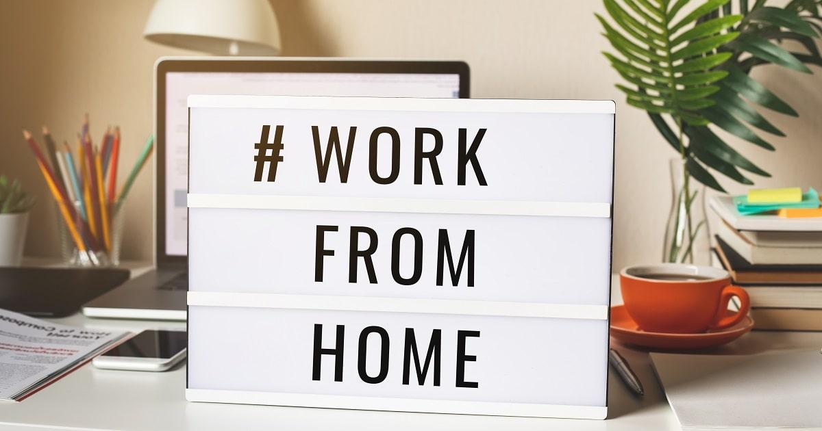 在宅ワーク、自宅学習でやる気と集中力を高める方法01
