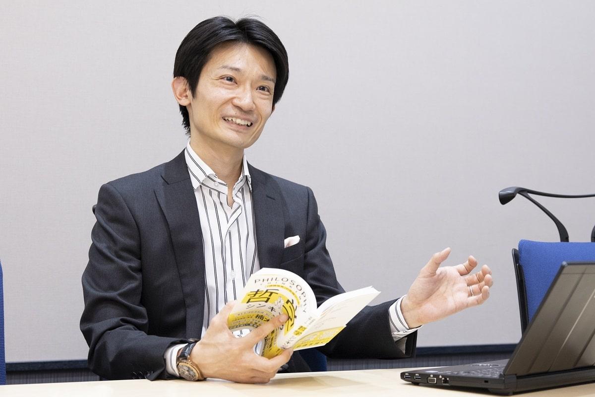 吉田幸司さんインタビュー「哲学シンキングの基本」03