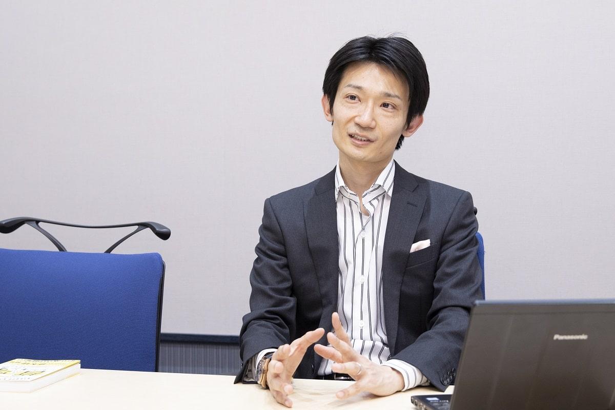 吉田幸司さんインタビュー「会議でいい議論をする方法」02