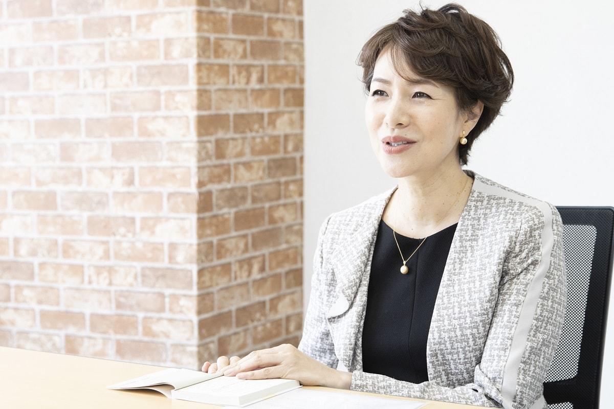 里岡美津奈さんインタビュー「一流になるための3つの条件」03
