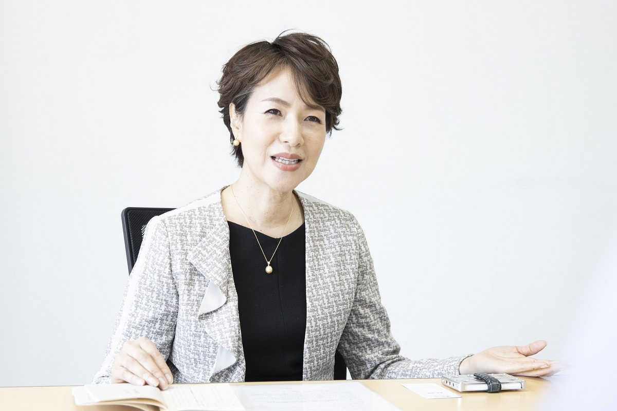里岡美津奈さんインタビュー「一流になるための3つの条件」04