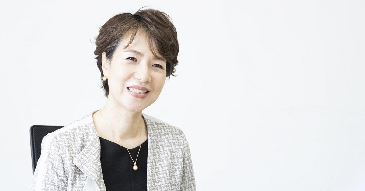 里岡美津奈さんインタビュー「一流になるために若手が身につけるべき2つのもの」01