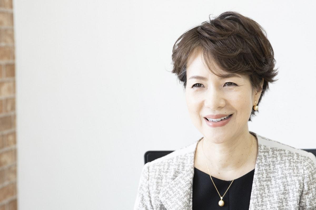 里岡美津奈さんインタビュー「一流になるために若手が身につけるべき2つのもの」03
